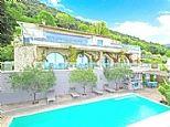 Villa in Tourrettes sur Loup, Vence, Cote D'Azur, France. Book direct with private owner. FR8450