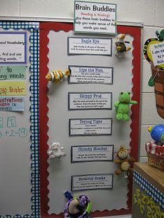 Third Grade Thinkers: Editing for Spelling using Brain Buddies