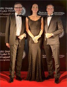 Abu Dhabi Film Festival: Opening Ceremony. Guests photo gallery --  Festival de Cine de Abu Dhabi: ceremonia de inauguración. Fotos de los invitados. #events #luxury #eventos #lujo