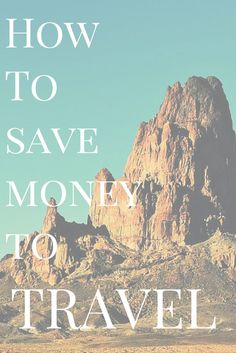 13 Ways To Save Money For Traveling | A Modern Girl's Travels travel hacks, travel hacking