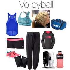 Volleyball outfit