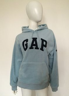 Gap Women Textured Logo Pullover Hoodie (602.465 IDR) ❤ liked on ...