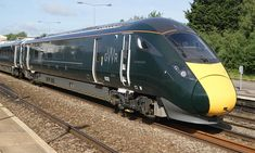 One of GWR's Class 800 Intercity Express trains, which have been temporarily taken out of service after technical faults emerged on disastrous first outings Photograph: Alamy Stock Photo Teething Problems, Uk Rail, Great Western, S Class, Diesel Locomotive, Railroad Tracks, Britain, Stock Photos, Taiwan