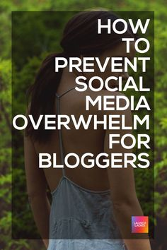 The 1 Reason Social Media is So Overwhelming (And What You Can Do About It) — Launch Ladies
