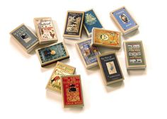 Twelve (12) Woodland Creatures Matchboxes - Cozy Home Decor - Camping Gift - Forest Theme Matches - Party Favors -Light an Adventurous Spark