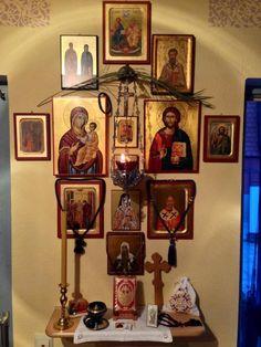 The Icon Corner.