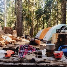 OUR CAMP LIFE Photo by: @muellers_dayoff #ourcamplife