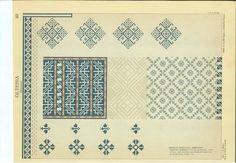 179 drawing boards of traditional romanian sweing motifs. Blackwork Embroidery, Folk Embroidery, Presentation Slides, Drawing Board, Pattern Books, Folk Art, Stitch Patterns, Cross Stitch, Quilts