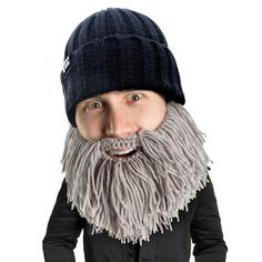 cd15bf14dc1 Barbarian Vagabond. Knitted HatsKnitted BeardSkiersBlack BeanieBarbarianWinter  ...