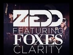 Zedd - Clarity ft. Foxes Lyrics