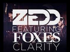 Zedd - Clarity ft. Foxes Lyrics