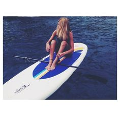 Okay I saw someone paddle boarding a couple weeks ago and I'm obsessed. I want to try so bad