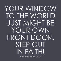Good night freinds sweet dreams!!!  Sometimes all it takes is stepping out in faith!  Don't be afraid to make a change or a move!  With change comes growth and growth is only possible with change!