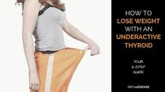 Losing weight and keeping it off can be a struggle, but it doesn't have to be. This article outlines how to lose weight with an underactive thyroid.
