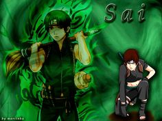 Anime Manga Wallpaper Gratis: Sai Wallpaper Manga