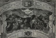 Illustration Der heilige Augustin