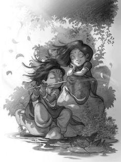"""ivashiva: """"Krishna """""""