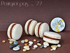 Macarons Choc-Noisettes