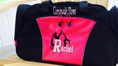 A personal favorite from my Etsy shop https://www.etsy.com/listing/252206146/monogrammed-duffle-perfect-for-tons-of