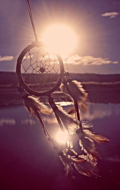 This simple dream catcher says alot to me.