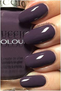 Royale Collection by Cuccio Colour Cuccio Nails, Shellac Nails, Acrylic Nails, Elegant Nail Designs, Colorful Nail Designs, Fabulous Nails, Perfect Nails, Nail Polish Colors, Gel Polish