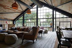 Soho Farmhouse by Michaelis Boyd Associates | Therapy centres / spas