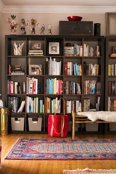 big home library