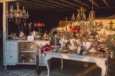 De Plan V Sunset Opulent Grandeur @ Private Villa in Mykonos Sunset Wedding, Greek Wedding, Chic Wedding, Wedding Events, Weddings, Chandeliers, Vases, Console Furniture, Welcome Table