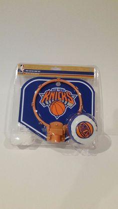 #NBA Knicks Mini Softee Hoop Set from $7.0