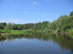 The beautyfull scenery in Gauja NP - by TravEllenineurope.com