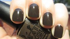 OPI - 'Get In The Espresso Lane'