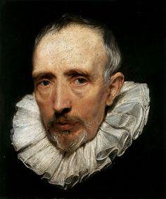 anthony van dyck   Anthony van Dyck , Portrait of Cornelis van der Geest , 1620