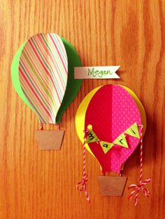 We're going up, up and away today with a hot air balloon theme. This door dec will help your community soar to new heights! What you'll need: In addition to these supplies, you'll…
