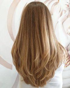 Haircuts Straight Hair, Long Straight Layered Haircuts, Layers On Long Hair, Layered Long Hair, Haircuts For Long Hair Straight, Hair Layers, Styling Layered Hair, Haircut In Layers, Blonde Hair With Layers