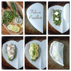 1000 ideas about parchment paper on pinterest baking for Cooking fish in parchment paper