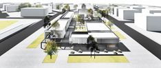 Culture and Youth Center Architectural Competition Environmental Architecture, Youth Center, School Design, Architecture Design, Competition, Studio, Building, Pictures, College School