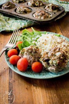 Veggiefied Mini Meatloaves