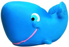 Lanco Toys Natural Rubber Whale | Free Shipping