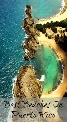 Explore some of the Best Beaches In Puerto Rico. Not only does it have beautiful tropical weather, but the island is easy to access from the states and for US citizens, you don't need a passport to visit. Read the full post at http://www.divergenttravelers.com/perfect-puerto-rico-itinerary/ #PuertoRico #Itinerary #travel #beaches