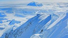 Denali summit.