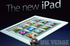 "Top List :Why the new iPad is called ""iPad"""