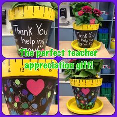 A great craft for the end of the year.. For teachers that are leaving or for your child's teacher!!  :)