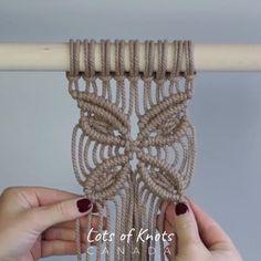 Macrame Design, Macrame Art, Macrame Projects, Macrame Jewelry, Macrame Supplies, Micro Macrame, Crochet Projects, Macrame Wall Hanging Patterns, Macrame Plant Hangers