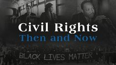 While students today may think of the Civil Rights movement as part of the distant past, it's clear that many of the problems that fueled that fight are still with us. This collection of videos, documents, and primary sources lends context to the events and leaders that defined the Civil Rights movement's first three decades (1954-1985).