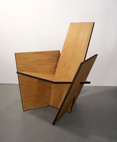 flat pack chair