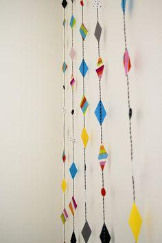 Party hanger.