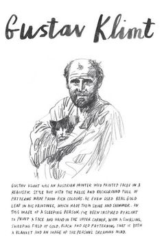 Art History Paintings in American History – Viral Gossip Gustav Klimt, Klimt Art, Art History Lessons, Art Lessons, Art Basics, Art Classroom, Art Club, Teaching Art, Portraits