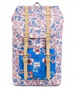 Herschel Supply Co. - Little America Mid-Volume Backpack - $100