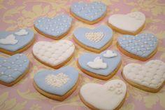 Luxurious Wedding Cookies