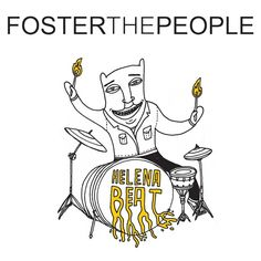 Foster The People, Torches, Helena Beat Single cover